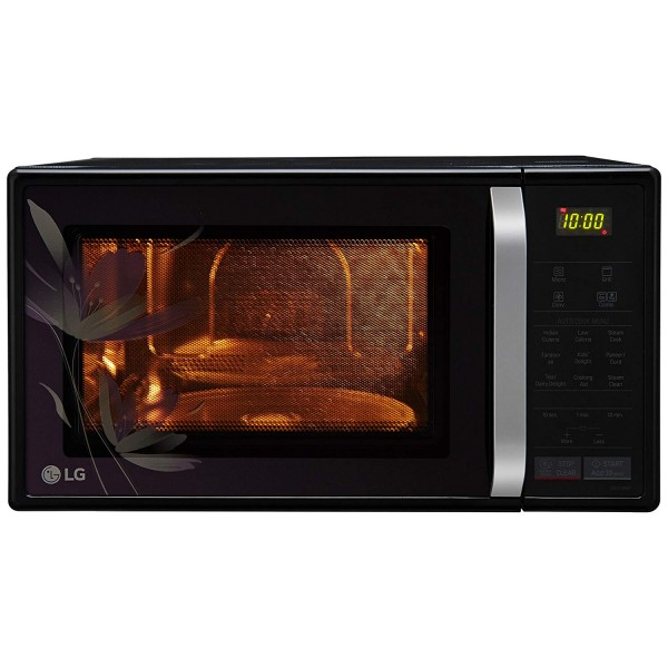 LG 21 L Convection Microwave Oven (MC2146BP)