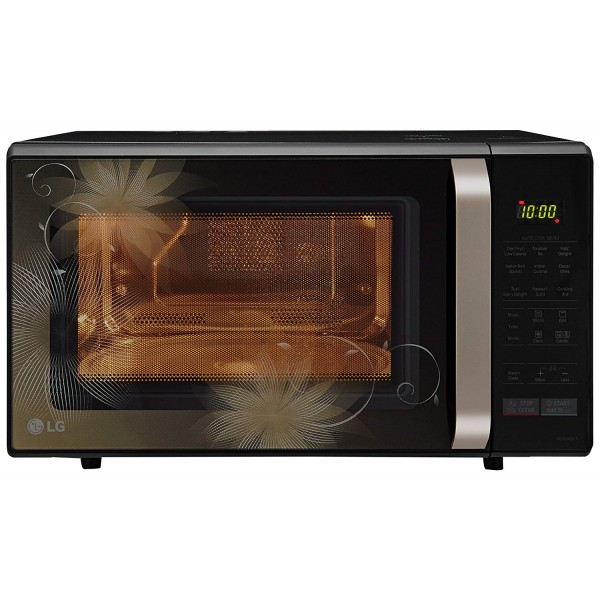 LG 28 L Convection Microwave Oven (MC2846BCT)