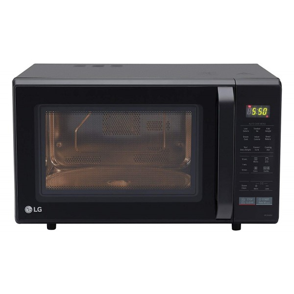 LG 28 L Convection Microwave Oven (MC2846BV)