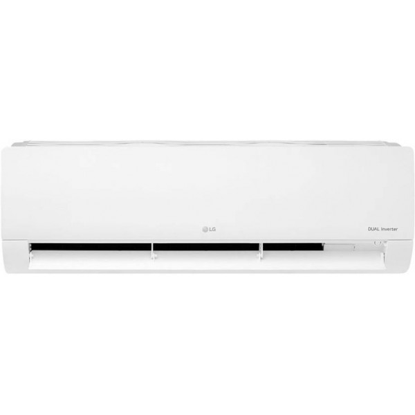LG 1.5 Ton 3 Star Split Inverter AC - White  (KS-Q18HNXD, Copper Condenser)