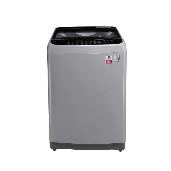 Roll over image to zoom in LG 6.5 kg Fully-Automatic Top Loading Washing Machine T7577NEDLJ