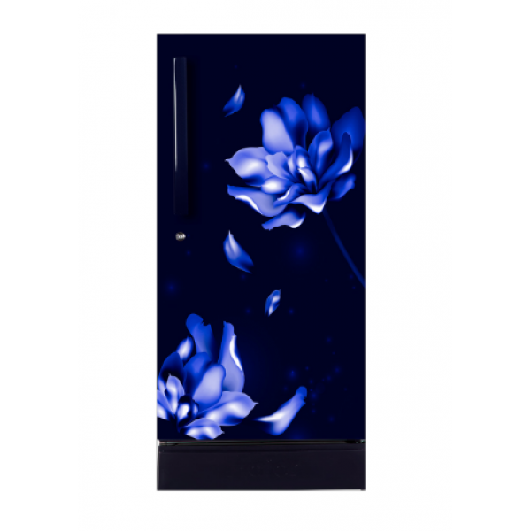 Blue And Black Haier Direct Cool Refrigerator Hrd-2204pmj-E, Type : Single Door