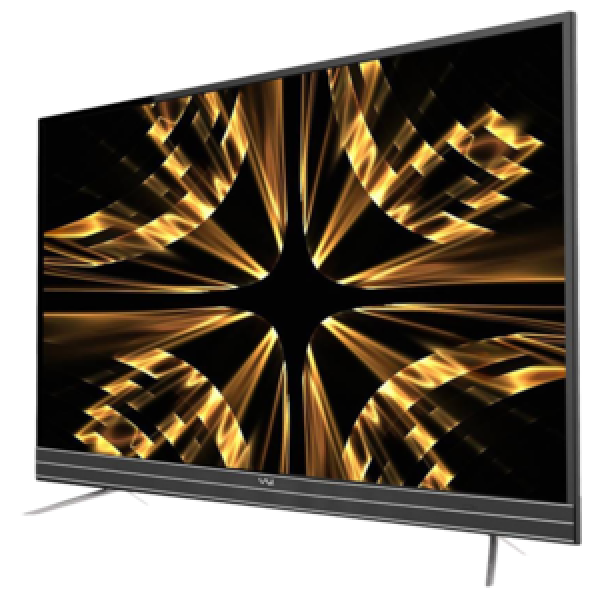Vu 140 cm (55 inch) 4k Ultra HD LED Smart TV (55SU134, Black)