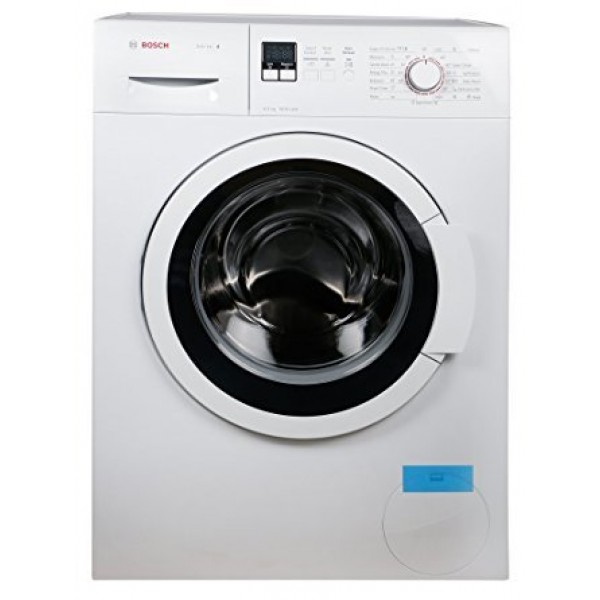 Bosch 6.5 Kg Fully Automatic Front Loading Washing Machine (WAK20061IN, White)