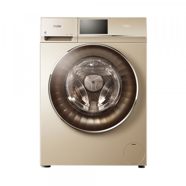 Haier 10 Kg Front Loading Fully Automatic Washing Machine, HW100-HD15G